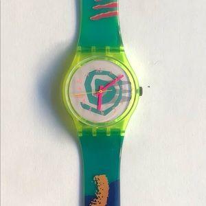 Swatch Bikini Unisex Watch